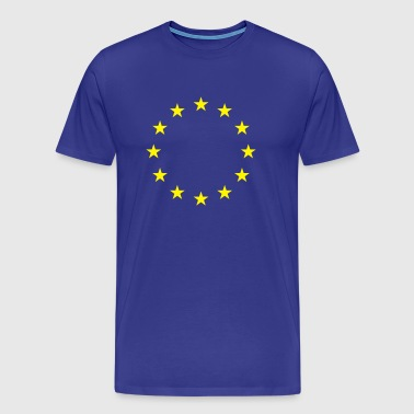 EU stars - Men's Premium T-Shirt