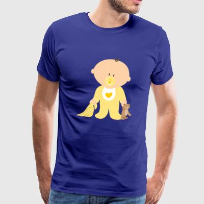Max baby lemon - Men's Premium T-Shirt