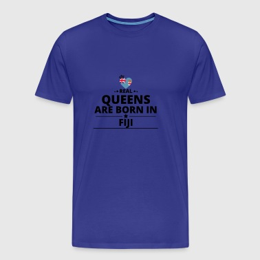 DON DE QUEENS AMOUR FIDJI - T-shirt Premium Homme