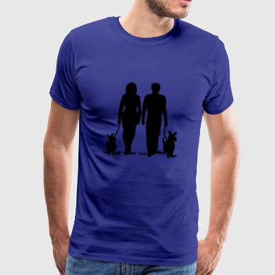 couple - T-shirt Premium Homme