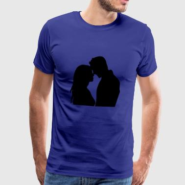 affection - Men's Premium T-Shirt