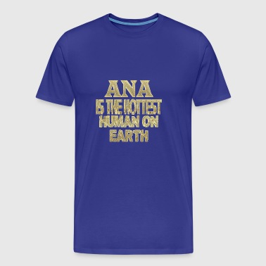 Ana - Men's Premium T-Shirt