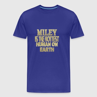 miley - Men's Premium T-Shirt