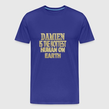 Damien - Men's Premium T-Shirt