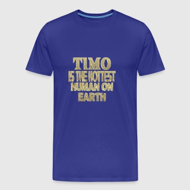 Timo - T-shirt Premium Homme