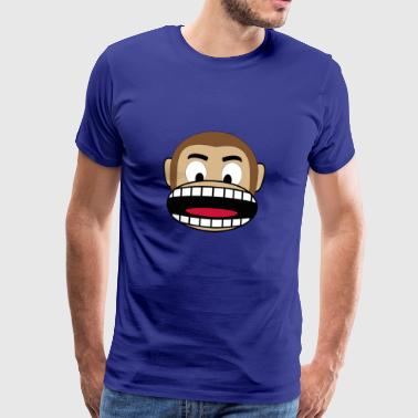 mad monkey - Men's Premium T-Shirt