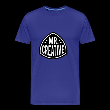 MR CREATIVE - T-shirt Premium Homme