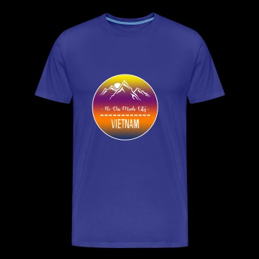 Ho Chi Minh City Vietnam - Men's Premium T-Shirt