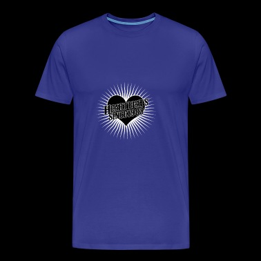 Heartbeats for the year 1983 - Men's Premium T-Shirt