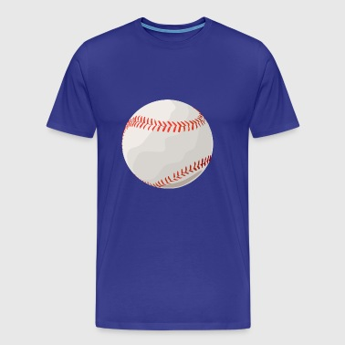 honkbalsporten helm pitcher softball catcher26 - Mannen Premium T-shirt