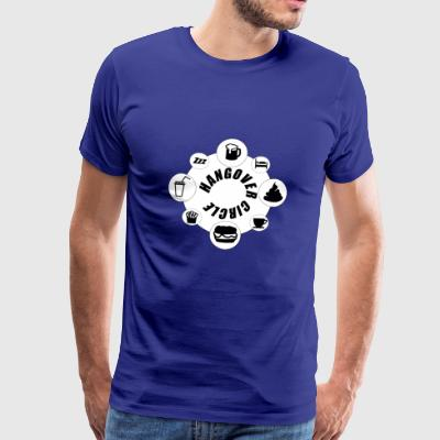CIRCLE OF FOOD - Men's Premium T-Shirt
