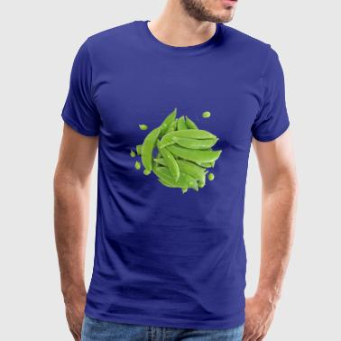 poisse légumes Halloween de vegetables15 - T-shirt Premium Homme