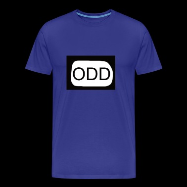 ODD: logo - Men's Premium T-Shirt