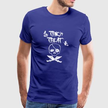 TRICK OR TREAT - Camiseta premium hombre