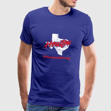 Houston fort - T-shirt Premium Homme