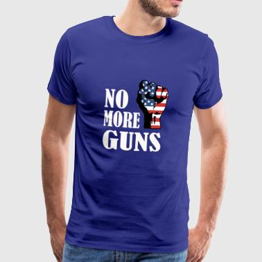 No more guns - Männer Premium T-Shirt