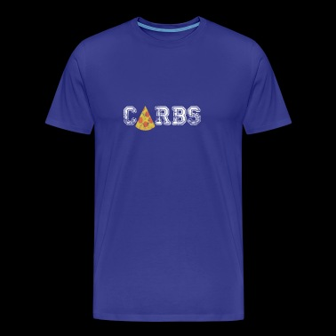 Pizza Carbs - Men's Premium T-Shirt