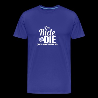 Ride - Equitation - Equitation - Hobby - Love - T-shirt Premium Homme