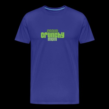 Proud crisp and economical mom - Men's Premium T-Shirt