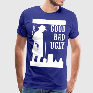 goodbadugly wite - T-shirt Premium Homme