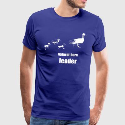 natural-born leader - Men's Premium T-Shirt