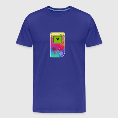 Gameboyisation CB - Männer Premium T-Shirt