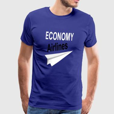 airlines - Men's Premium T-Shirt
