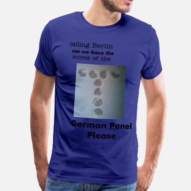 Berlin Calling tshirtday09 - Men's Premium T-Shirt