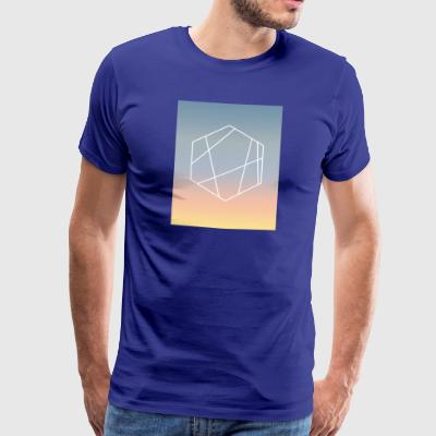summer evening - Men's Premium T-Shirt