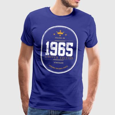 Made in 1965 Limited Edition Vintage - T-shirt Premium Homme