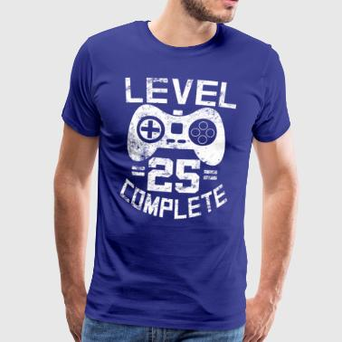 Level 25 Complete - Men's Premium T-Shirt