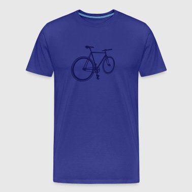 fixie  - Men's Premium T-Shirt