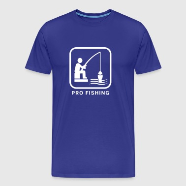 pro_fishing - Men's Premium T-Shirt