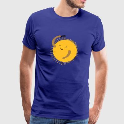 Happy Sun - Männer Premium T-Shirt