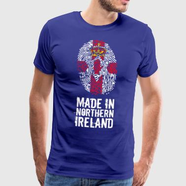 Made In Northern Ireland / Irlande du Nord - T-shirt Premium Homme