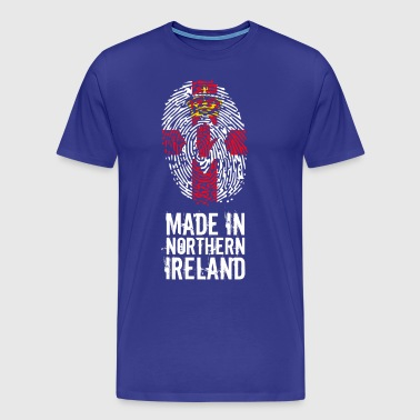 Made In Northern Ireland / Northern Ireland - Men's Premium T-Shirt