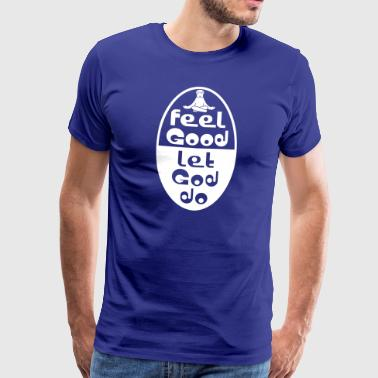 feel - T-shirt Premium Homme