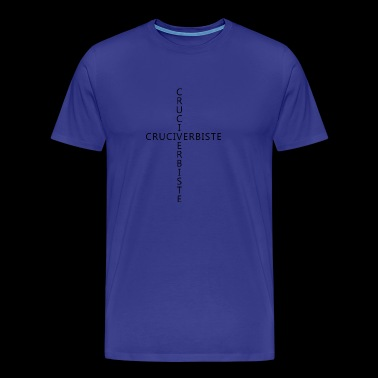 cruciverbiste - Men's Premium T-Shirt