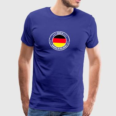 VOHBURG ON THE DANUBE - Men's Premium T-Shirt