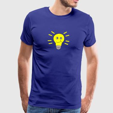 Olli pear - happy / smile v1 - Men's Premium T-Shirt