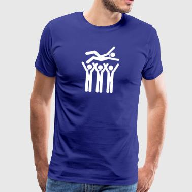 A Stag Party - Men's Premium T-Shirt