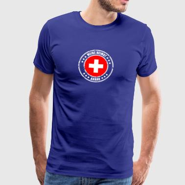 MY HOME AARAU - Men's Premium T-Shirt