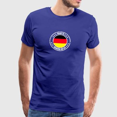 KRAKOW AT THE LAKE - Men's Premium T-Shirt