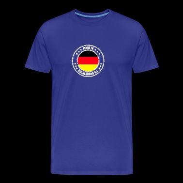 ROTHENBURG O.L. - Männer Premium T-Shirt