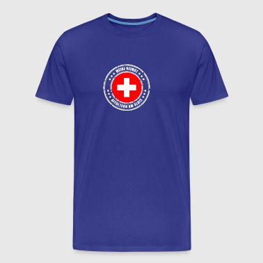 MY HOME APPEARS AT ALBIS - Men's Premium T-Shirt