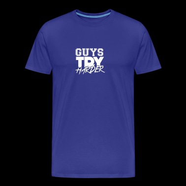 Funny - Funny - Funny saying - Men's Premium T-Shirt