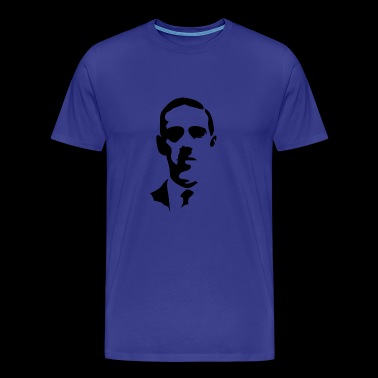 HP Lovecraft - T-shirt Premium Homme