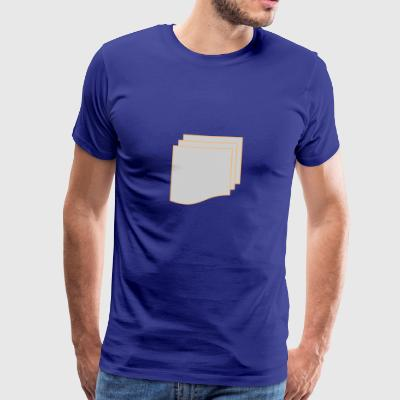 over and over - Men's Premium T-Shirt