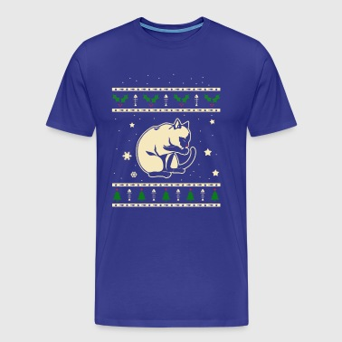 Traditional Siamese Christmas Gift - Men's Premium T-Shirt