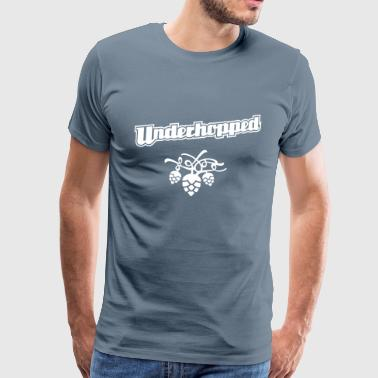 Underhopped - Men's Premium T-Shirt
